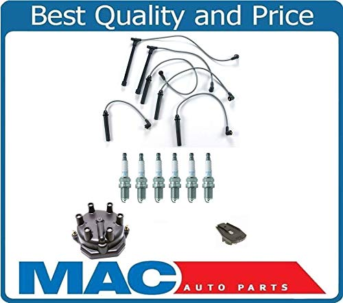 100% Brand New Tune Up 9pc Kit for Nissan Xterra 3.3L Non Super Charge 00-04 by Mac Auto Parts