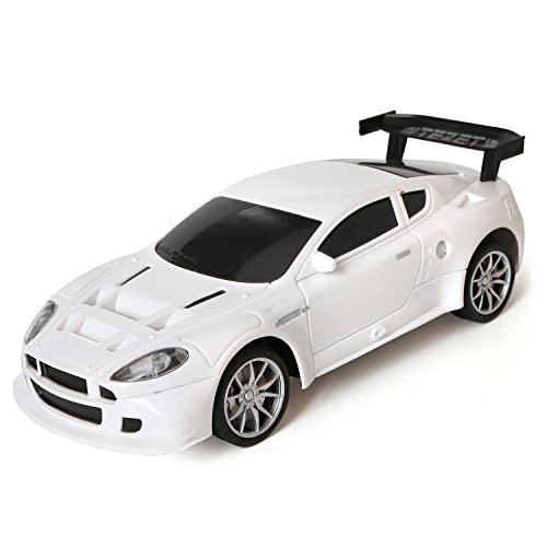 1/16 Scale Radio Remote Controlled Car Electric RC Vehicle Sports Car Drifting Race Model Car for Kids Adults White Aston Martin 416OP6KwlAL