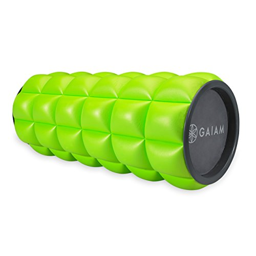Gaiam Wellbeing Textured Massage Roller