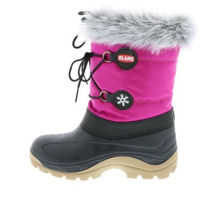 Olang Olang fuchsia Stiefel Patty Damen Patty RrgwTq5BR