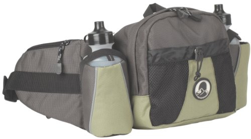 Stansport North Rim Carrier Pack with 2 Water Bottles, Outdoor Stuffs