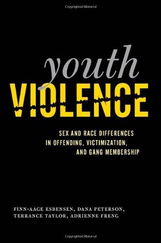 Youth Violence: Sex and Race Differences in Offending, Victimization, and Gang Membership by Finn-Aage Esbensen (2010-08-06)
