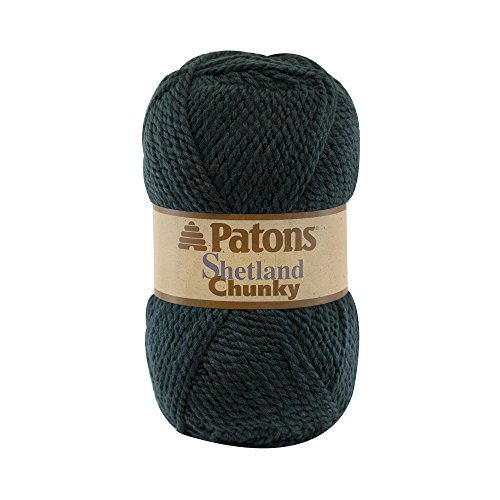 Patons Shetland Chunky Yarn, Rich Teal by Patons (Image #2)