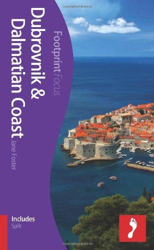 Dubrovnik & Dalmatian Coast Footprint Focus Guide (Includes Split)