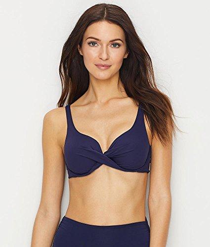 bd9e77ce30422 Anne Cole Women s Over The Shoulder Underwire Twist Sexy Bikini ...