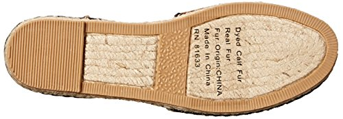 Black York Women's Blair Kenneth Espadrille Cole Natural New qEx800T