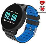 Fitness Tracker Watch Waterproof IP 67 Smart Watch with Heart Rate, Blood Pressure