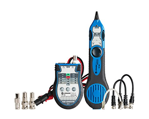 Jonard Tools TETP-900 Multi-Function Cable Tester Toner and Probe ()