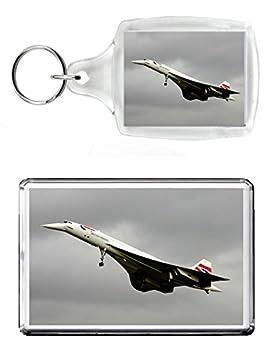 BA BOAC JET supersónico CONCORDE de los aviones llavero y ...