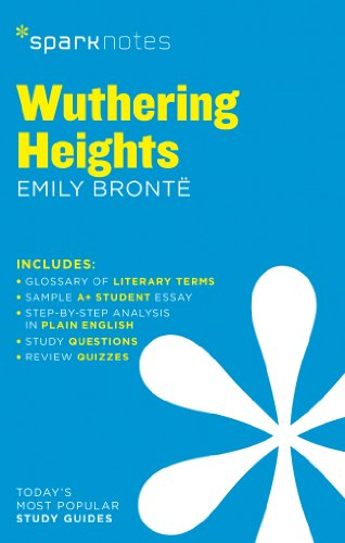 (Wuthering Heights SparkNotes Literature Guide (SparkNotes Literature Guide)