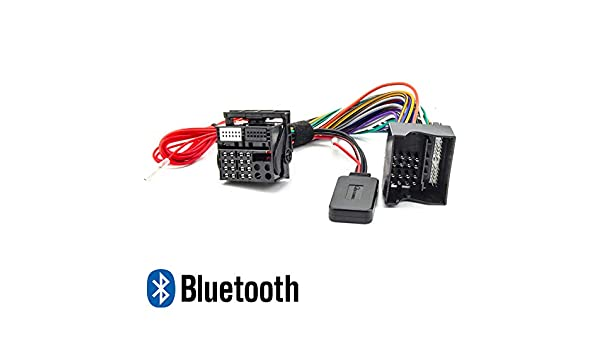 Water Mark WM de bt41 Bluetooth AUX Adaptador para Opel CD70 Navi ...