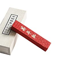 RED Chinese Ink Stick