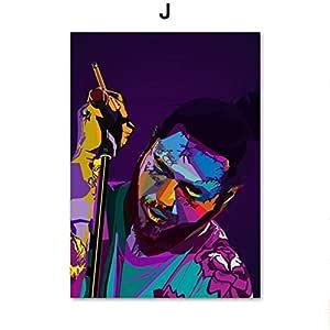Famosa estrella de rock rap negro hombre Lil Peep Tyler ...