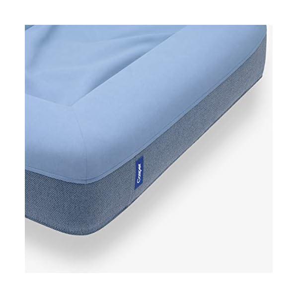 Casper DOGBD-MB-BU-US-JEF Memory Foam Pet Bed, Medium, Blue 2