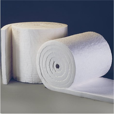MaxWool - 1'' x 24'' x 25' - 8 lb Density, Ceramic Fiber Blanket by ISA Sales & Service