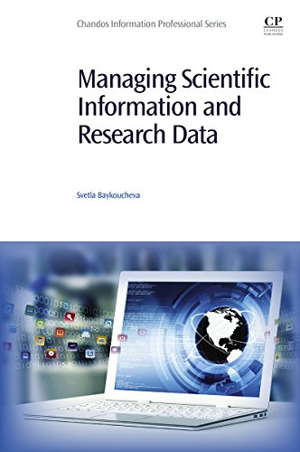 Download Managing Scientific Information and Research Data Pdf