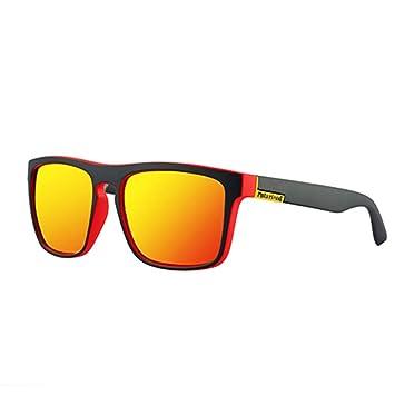 MOJINGYAN Gafas De Sol Polarizadas Gafas De Sol para Hombre ...