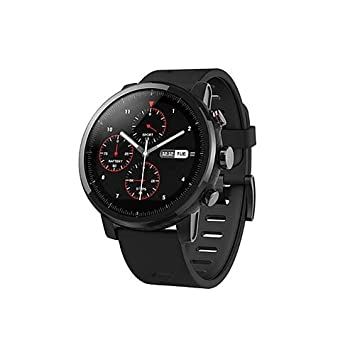 "Xiaomi Huami Amazfit 2 Smartwatch GPS Pulsómetro Monitor 512MB/2GB Impermeable 1.34"" 2.5D"