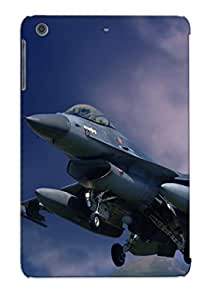 New Shockproof Protection Case Cover For Ipad Mini/mini 2/ General Dynamics F-16 Fighting Falcon Case Cover