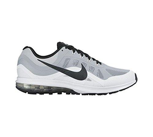 Nike Heren Air Max Dynastie 2 Loopschoen Wolf Grijs / Wit / Zwart