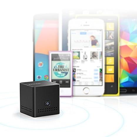 Anker Altavoz Bluetooth 4.0 de Bolsillo Inalámbrico Ultra-Portátil ...