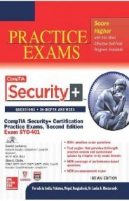 Download CompTIA Security+ Certification Practice Exams (Exam SY0-401) PDF