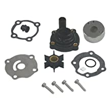 Sierra International 18-3383 Marine Water Pump Kit with Housing for Johnson/Evinrude Outboard Motor