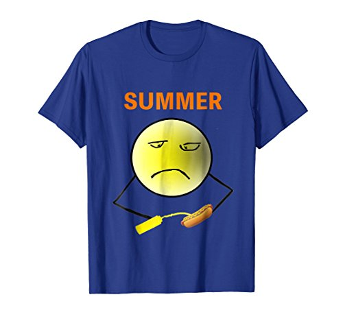 Funny Grumpy Sun Summer T-Shirt by Funny Grumpy Sun Summer Shirt