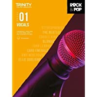 Trinity College London Rock & Pop 2018 Vocals Grade 1 CD Only (Trinity Rock & Pop)
