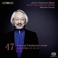 Bach: Cantatas Vol.47 (Bwv36/ 47/ 27)
