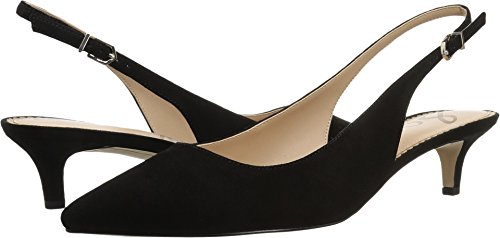 discount price cheap sale cheap Sam Edelman Women's Ludlow Pump Black Kid Suede Leather with paypal free shipping 100% guaranteed cheap price free shipping low cost OikbXATDwg