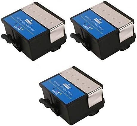 SuppliesMAX Compatible Replacement for Dell P703W Color Inkjet 3//PK Series 20 330-2116/_3PK