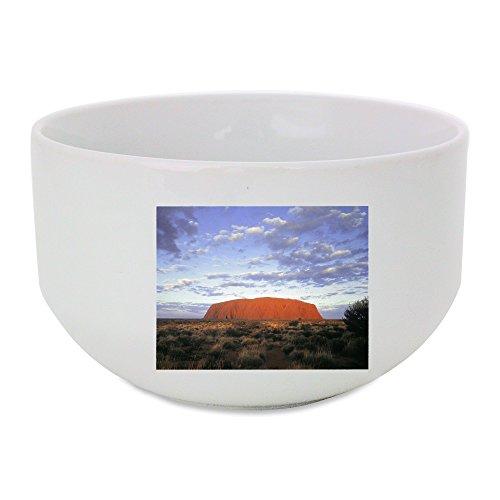 AUSTRALIA NORTHERN TERRITORY ULURU NATIONAL PARK ULURU AYERS ROCK ceramic bowl