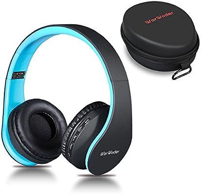 Kopfhörer In-Ear plugs für Smartphone und andere Geräte blau schwarz rosa