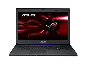 ASUS G73JW-ROG Limited Edition Republic of Gamers 17.3-Inch Gaming Laptop - Black
