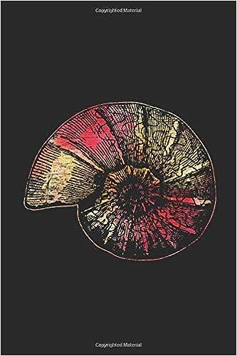 snail shell: snails notebook, blank lined (6