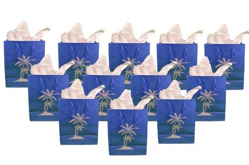 Luau Gift Bags - 8