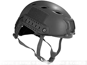 Emerson High Speed Tactical Airsoft Helmet Type A - Black
