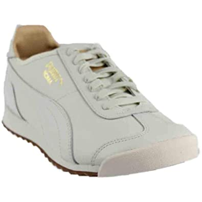 PUMA 363184-01 Men Roma OG Natural White c935223cc