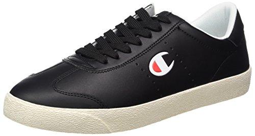 Uomo nbk Cut Low Running Shoe Pu Nero Venice Champion Scarpe xz5w0qwC