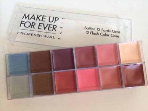 Make Up For Ever - 12 Flash Colors Palette #2 - Cinema Palette