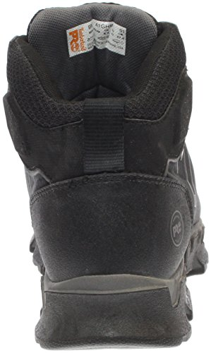 Timberland Pro Mens Powertrain Sport Internal Met Guard Alloy Toe Industrial and Construction Shoe Black