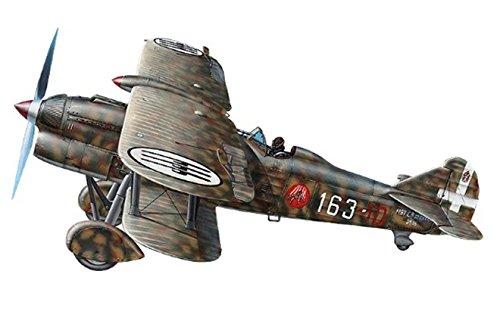 スペシャルホビー 1/48 イタリア空軍 フィアットCR.32 複葉戦闘機 プラモデル SH48182