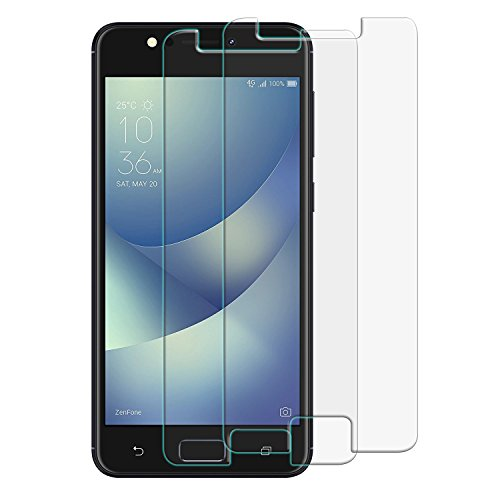 Tempered Glass for Asus Zenfone Max (Clear) - 6