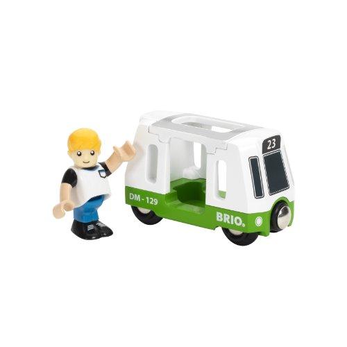 BRIO 33731 - Straßenbahn-Wagen mit Figur