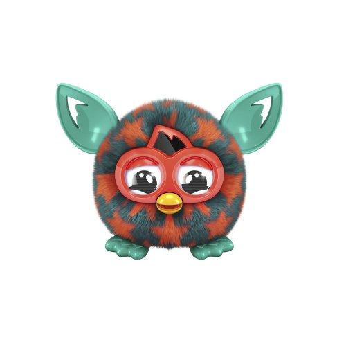 Furby Furbling Critter (Orange Stars)