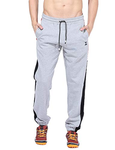 Azani Men's Legacy Track Pants. Superior Stretch Sweatpants with Quick Dry Fabric and Elastic Waistband. Ideal Running & Gym Pants