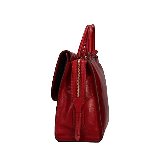 The Bridge Pearldistrict Bolso a mano piel 36 cm red_red, rot
