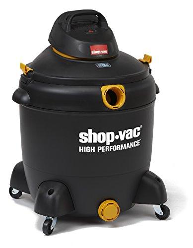 (Shop-Vac 5987500 20 gallon 6.5 Peak HP High Performance Series Wet Dry Vacuum, Black/Yellow)
