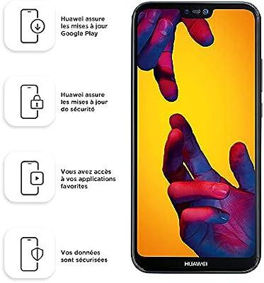 Huawei P20 Lite 64 GB/4 GB Dual SIM Smartphone: Huawei: Amazon.es: Electrónica